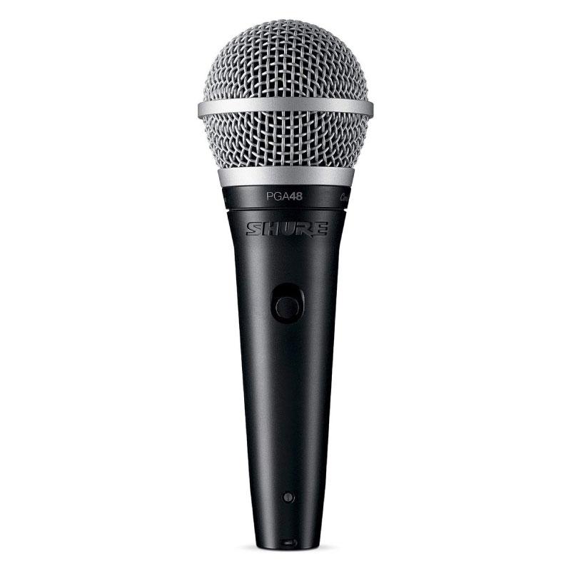 ไมโครโฟน Shure PGA48-LC Microphone