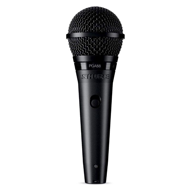 ไมโครโฟน Shure PGA58-LC Microphone