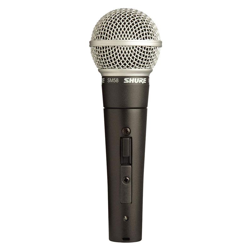 ไมโครโฟน Shure SM58S Microphone