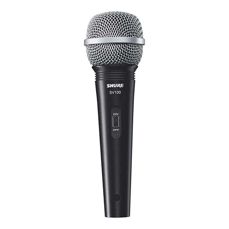 ไมโครโฟน Shure SV-100X Microphone