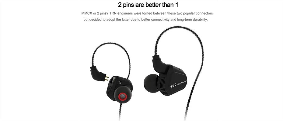 TRN V20 In-Ear