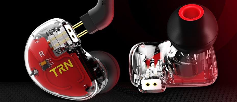 TRN V30 In-Ear