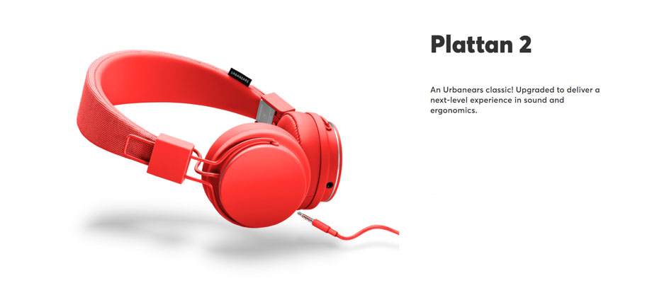 หูฟังไร้สาย Urbanears Plattan2 Wireless Headphone รีวิว