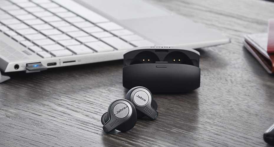 หูฟังไร้สาย Jabra Evolve 65t True Wireless ซื้อ