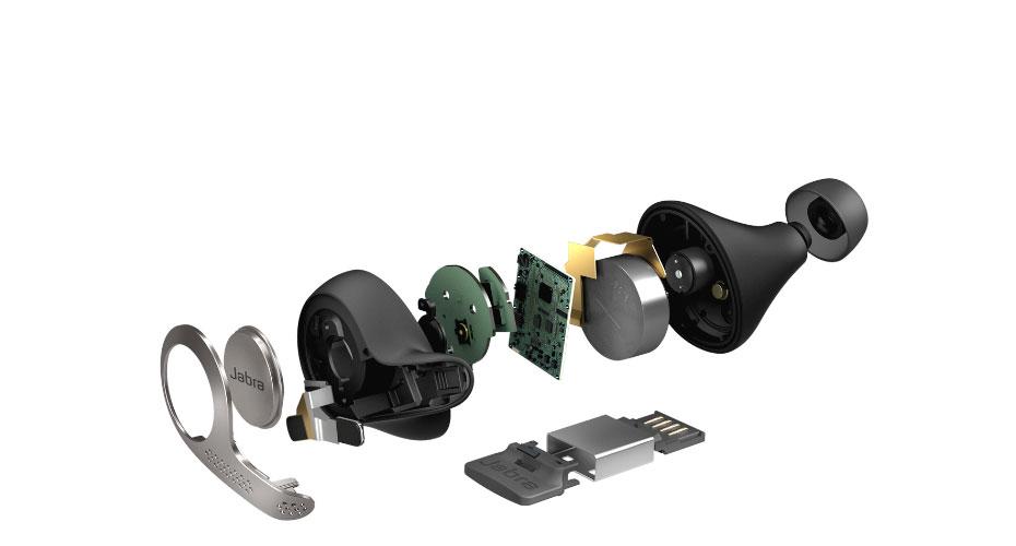 หูฟังไร้สาย Jabra Evolve 65t True Wireless ขาย