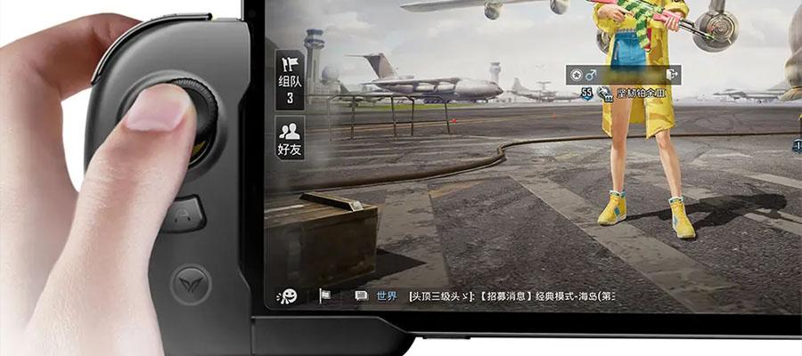 จอย Flydigi WASP 2 (iPad Edition)One-handed Gamepad Bluetooth ซื้อ-ขาย