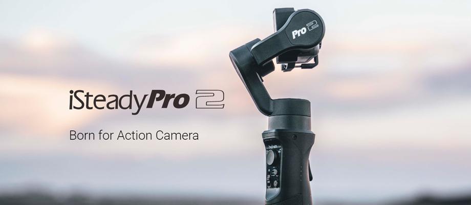 รีวิว ไม้กันสั่น Hohem iSteady Pro 2 Gimbal for Action Camera