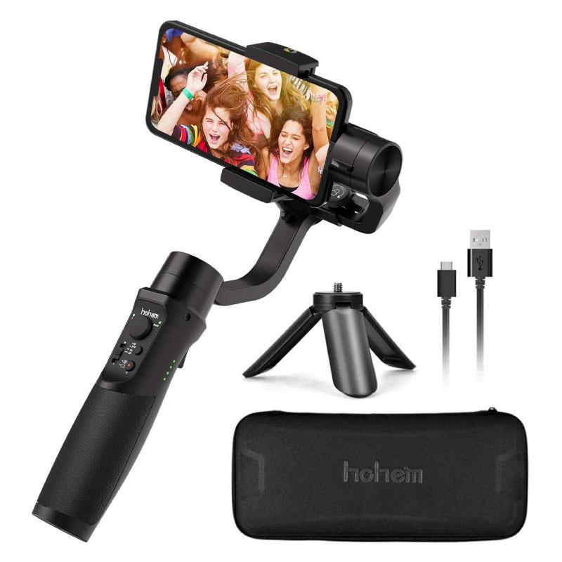 ไม้กันสั่น Hohem iSteady Mobile+ Gimbal for Smartphone
