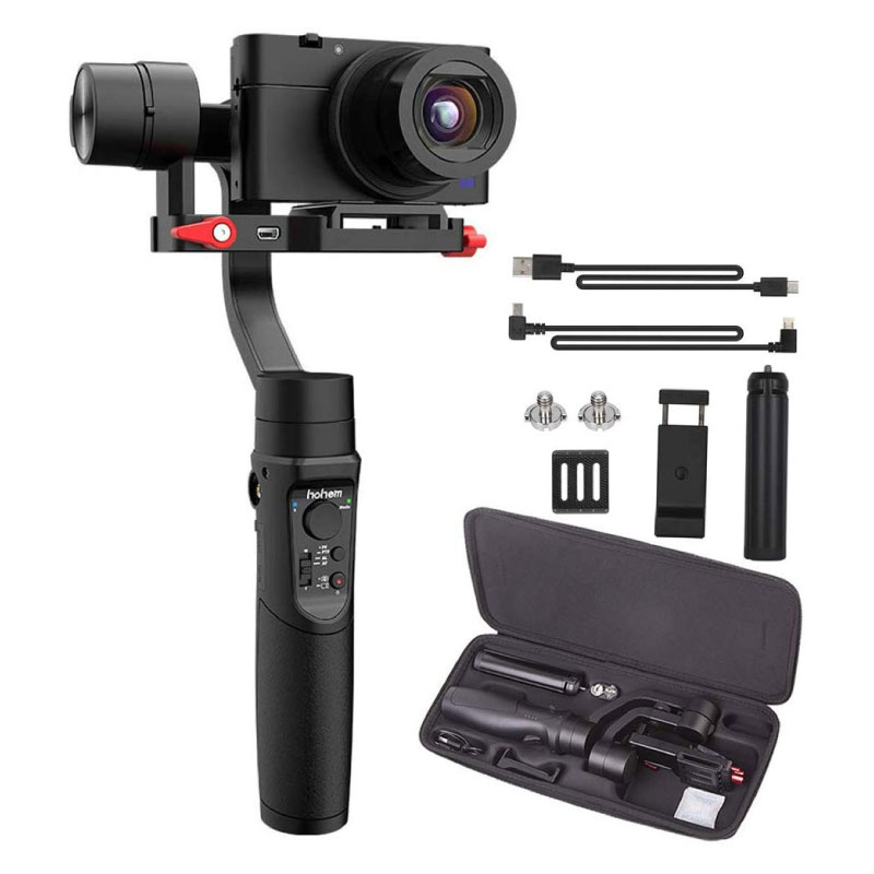 ไม้กันสั่น Hohem iSteady Multi Gimbal for Compact Camera