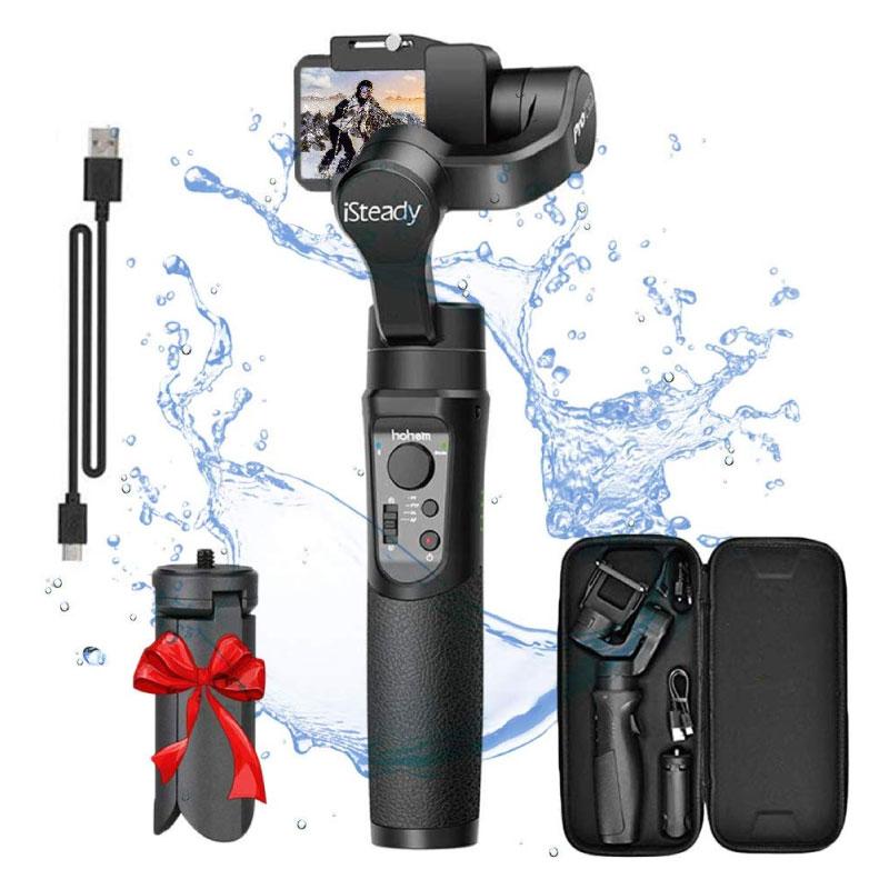 ไม้กันสั่น Hohem iSteady Pro 2 Gimbal for Action Camera