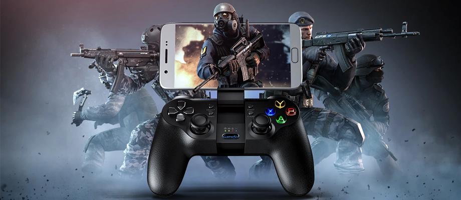 รีวิว จอย GameSir T1s Wireless Controller