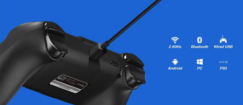 รีวิว จอย GameSir T1s Wireless Controller ซื้้อ ขาย