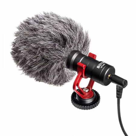 รีวิว Boya BY-MM1 Video Microphone