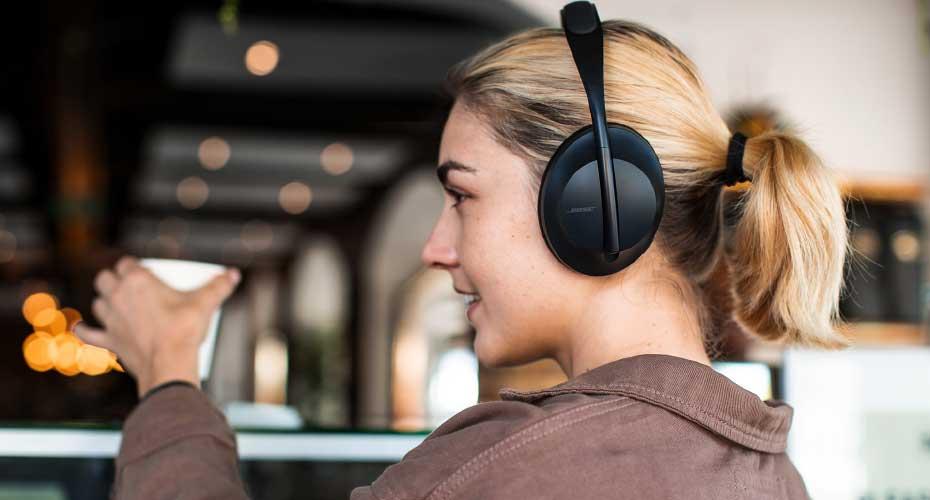 หูฟังไร้สาย Bose Noise Cancelling Headphones 700 ซื้อ