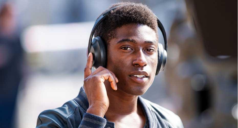 หูฟังไร้สาย Bose Noise Cancelling Headphones 700 ขาย