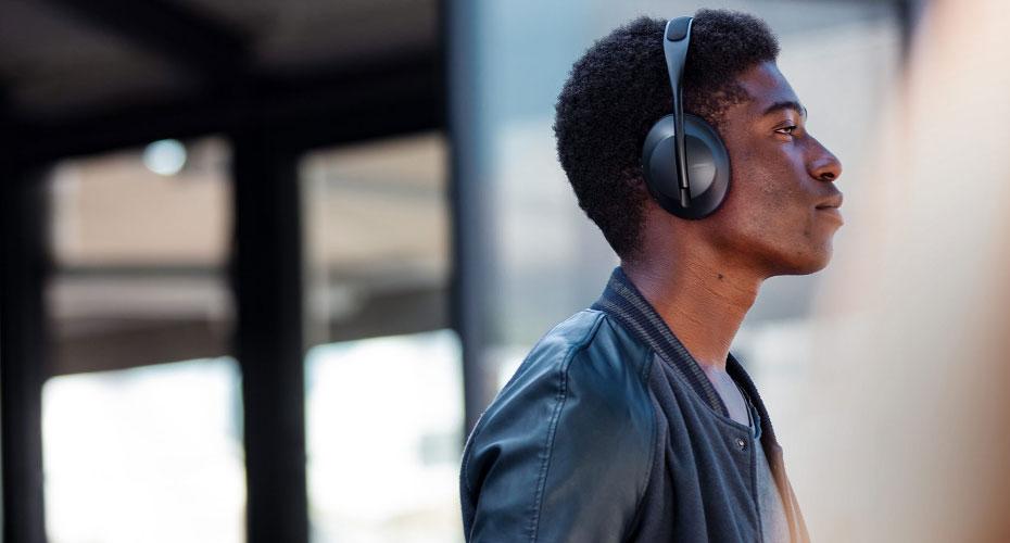 หูฟังไร้สาย Bose Noise Cancelling Headphones 700 ราคาดี