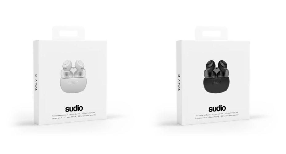 หูฟังไร้สาย Sudio Tolv R True Wireless Earbuds ซื้อ