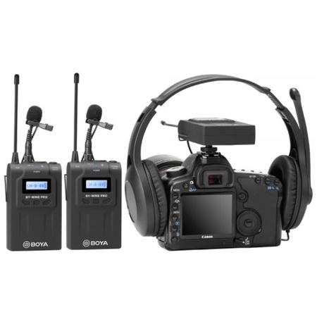 สรุป Boya BY‐WM8 Pro‐K2 Wireless Microphone เหมาะกับใคร ?