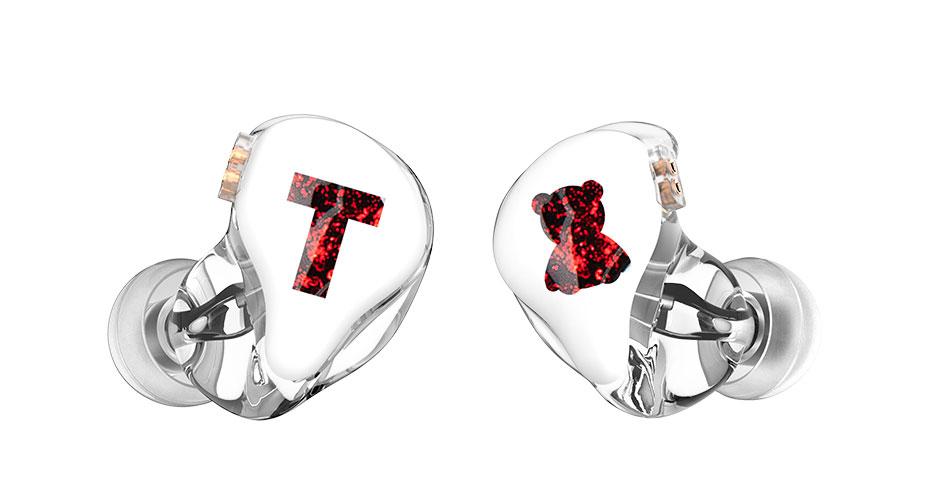 หูฟัง TFZ x Bear 10 In-Ear เสียงดี