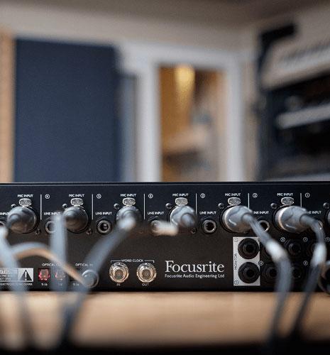 Focusrite Clarett 8 Pre X Interface ซื้อ