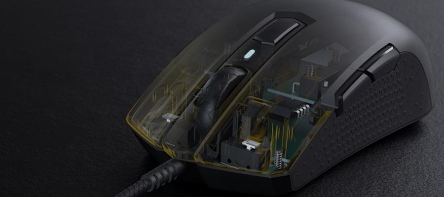 เมาส์ Corsair M55 RGB Pro Gaming Mouse สเปค