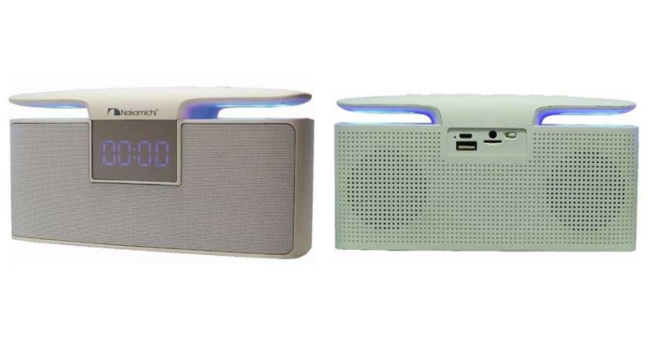 ลำโพงไร้สาย Nakamichi NMCRM10 Bluetooth Speaker ขาย