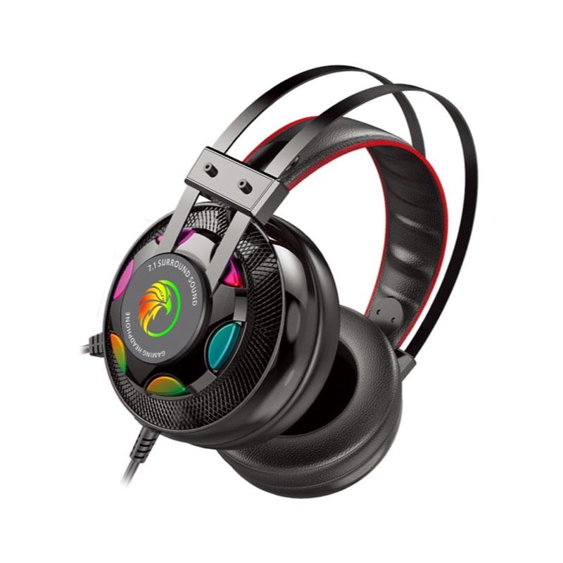 หูฟัง Razeak RH-X02 Headphone