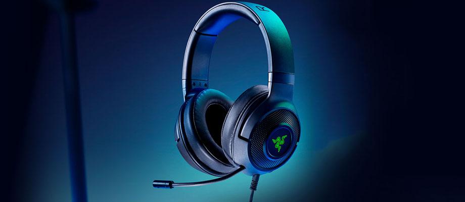 หูฟัง Razer Kraken X USB Headphone ราคา ซื้อ ขาย