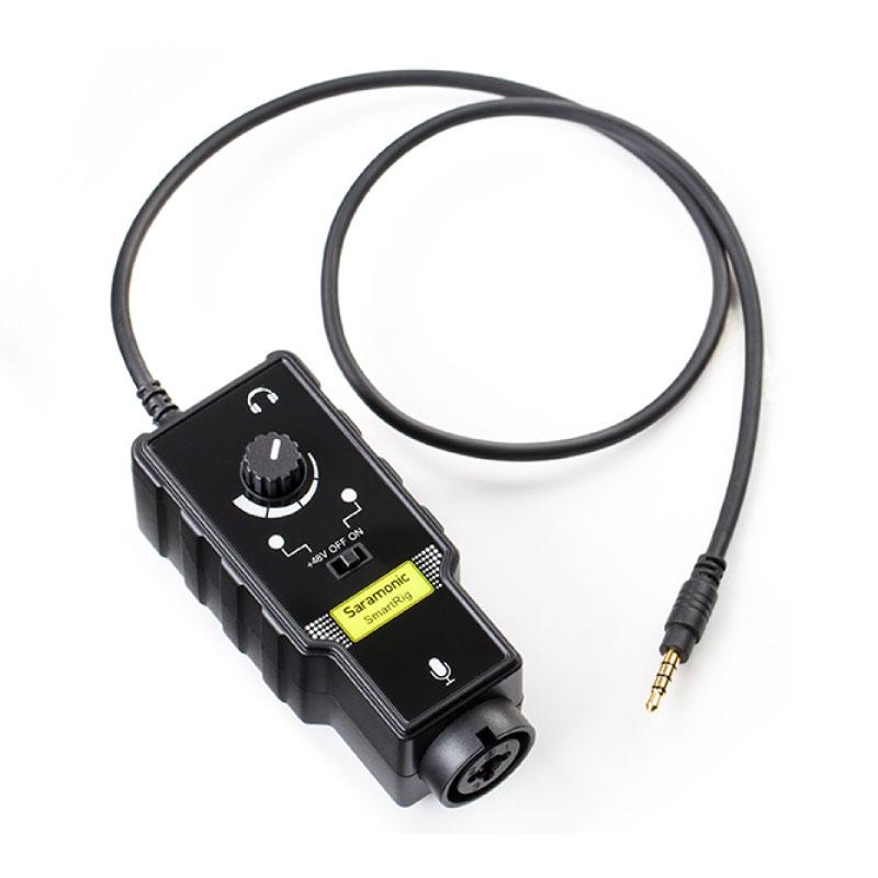 Saramonic SmartRig II Profession Audio Adaptor