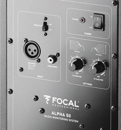 ลำโพง Focal ALPHA 50 Speaker คุ้มค่า