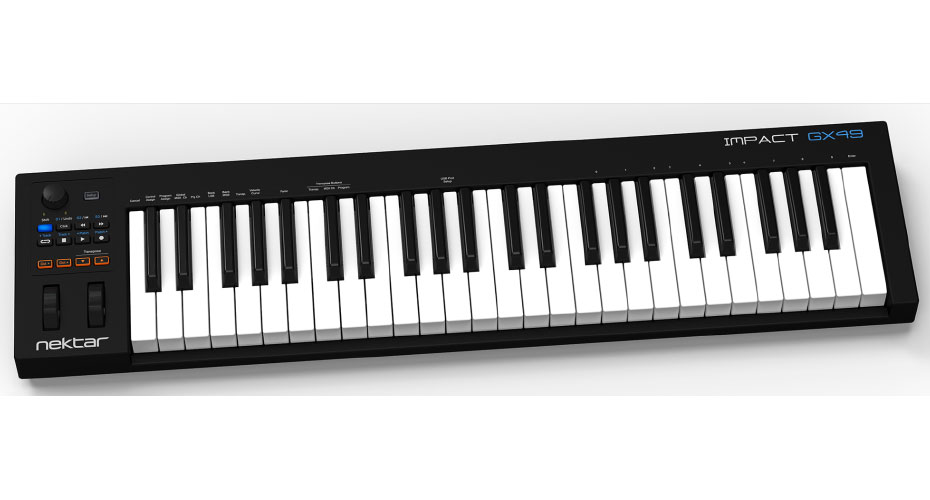 Nektar Impact GX49 MIDI Keyboard ราคา