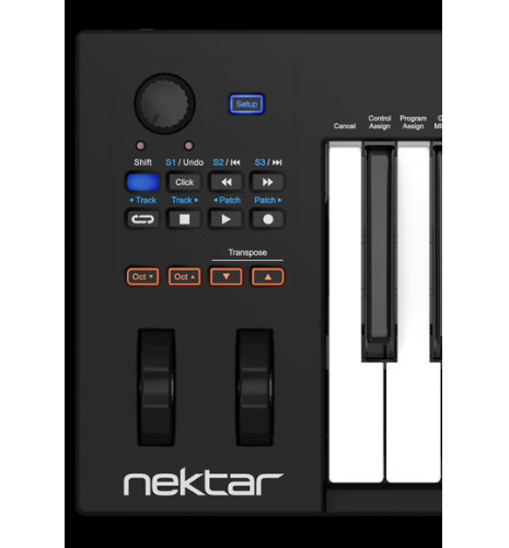 Nektar Impact GX49 MIDI Keyboard ขาย