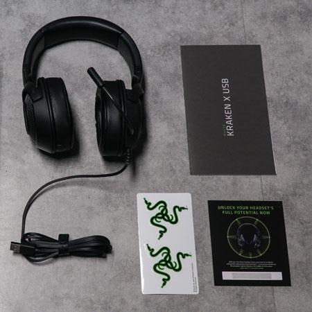 หูฟัง Razer Kraken X USB Headphone