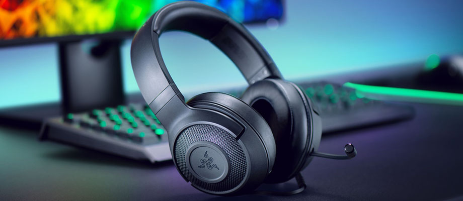 หูฟัง Razer Kraken X Headphone