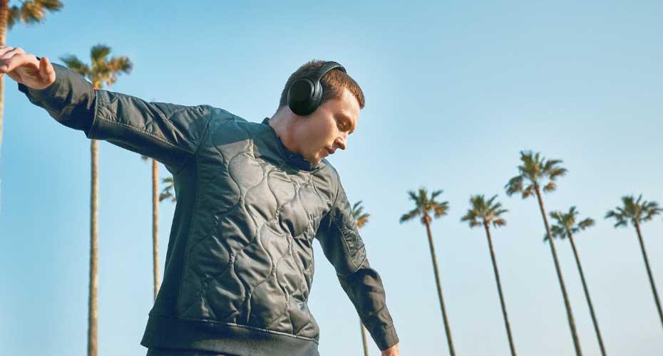 หูฟังไร้สาย Sony WH-XB900N Extra Bass Bluetooth Headphone เบสลึก