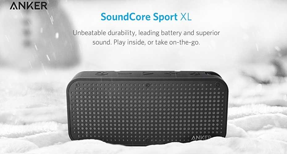 ลำโพงบลูทูธ Anker SoundCore Sport XL Bluetooth Speaker ราคา