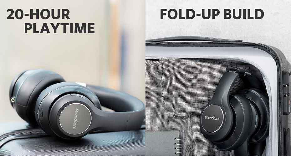 หูฟังไร้สาย Anker Soundcore Vortex Over-Ear ขาย