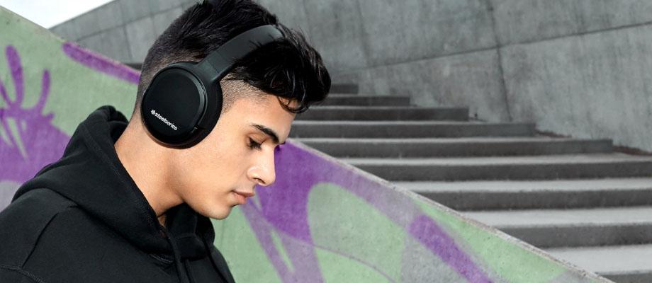 หูฟัง SteelSeries Arctis 1 Headphone