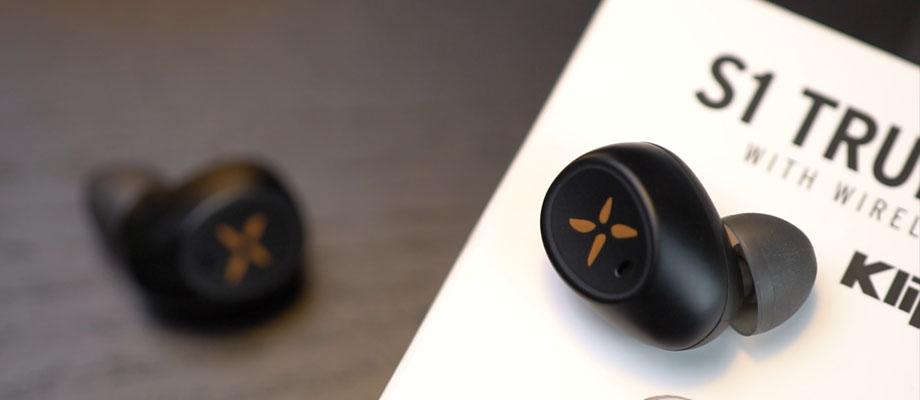 หูฟังไร้สาย Klipsch S1 True Wireless จุดเด่น