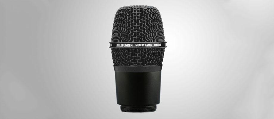 Telefunken M81-WH Wireless Capsule