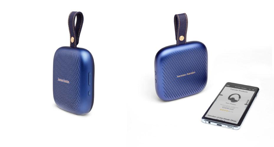 ลำโพง Harman Kardon NEO Portable Bluetooth Speaker ราคาคุ้มค่า