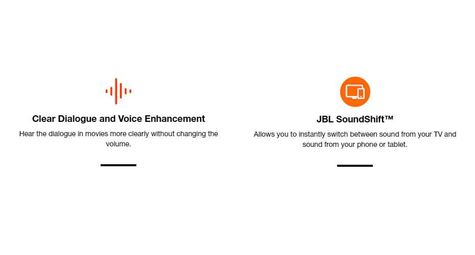 ลำโพง JBL Cinema SB450 Soundbar เสียงดี