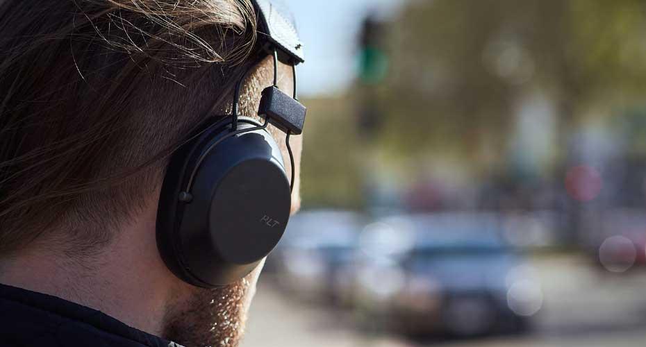 หูฟังไร้สาย Plantronics BackBeat Fit 6100 Headphone ซื้อ