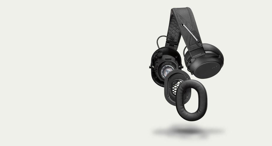 หูฟังไร้สาย Plantronics BackBeat Fit 6100 Headphone ขายดี