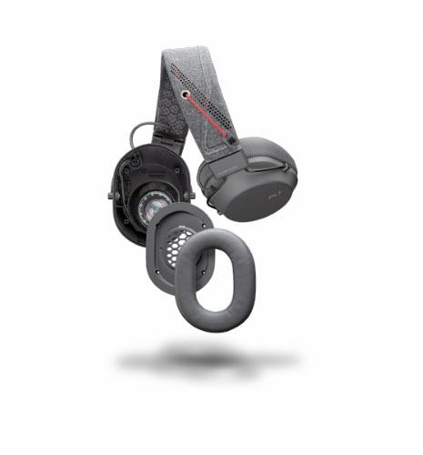 หูฟังไร้สาย Plantronics BackBeat Fit 6100 Headphone ราคาเบา