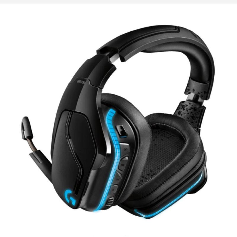 หูฟัง Logitech G933s Wireless 7.1 Surround LIGHTSYNC Wireless Headphone