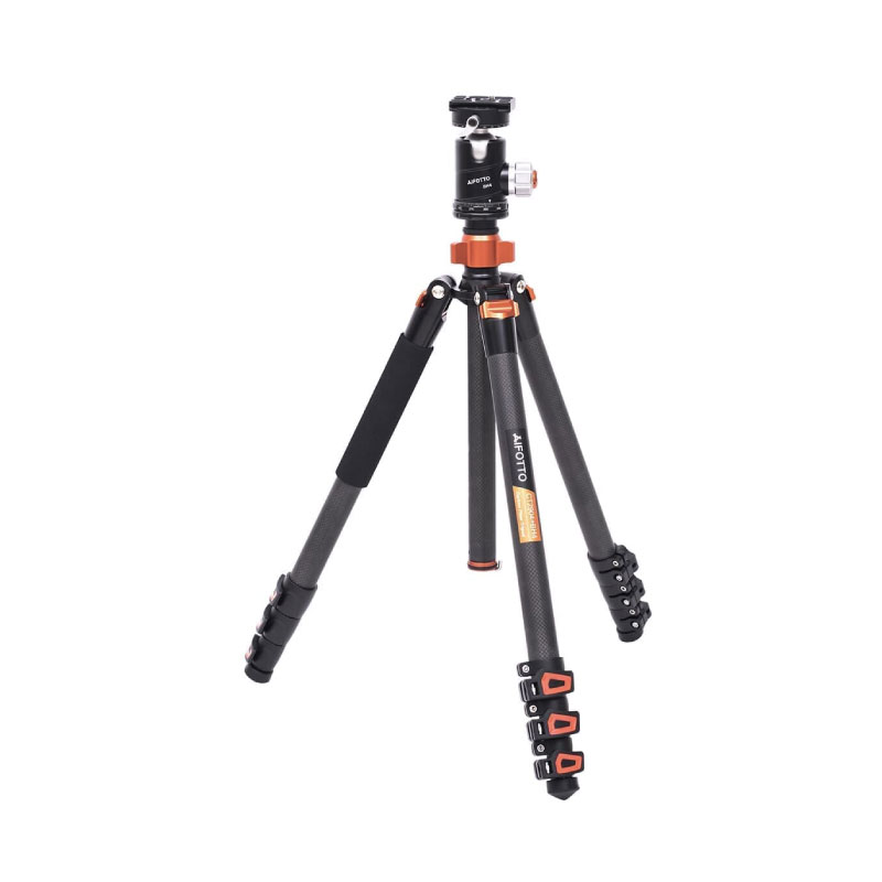 ขาตั้งกล้อง Aifotto CT2914+CH4 Professional Tripod Kit