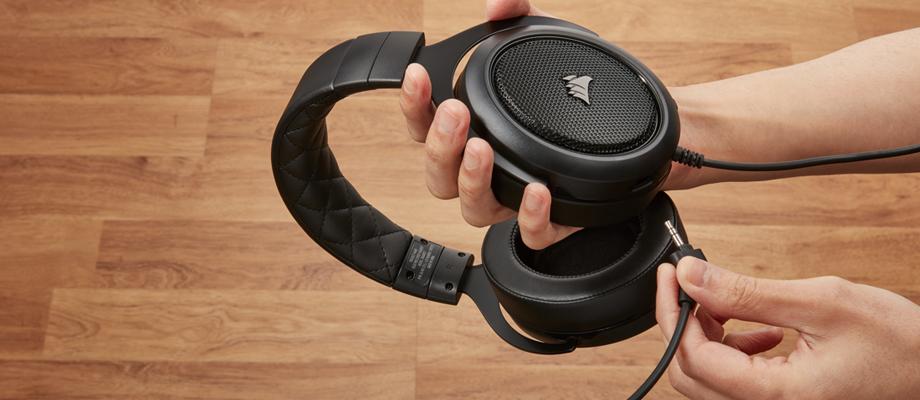 CORSAIR HS50 Headphone ราคา
