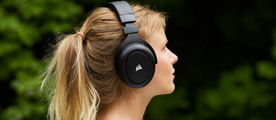 CORSAIR HS50 Headphone