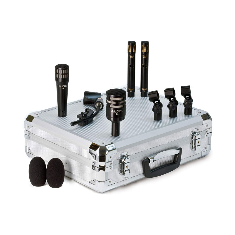 Audix DP-QUAD Drum Microphone Pack